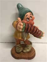 "WDCC ""Aw Shucks"" Bashful from Snow White, Comes"