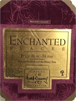 """WDCC """"Pooh Bear's House"""" Enchanted Places, Deed"""