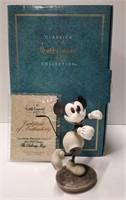 "WDCC Mickey The Delivery Boy ""Hey Minnie, Wanna"