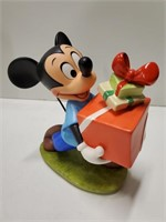 WDCC Mickey Mouse Pluto's Christmas Tree