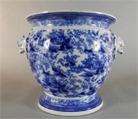 Gustavsberg porcelain jardiniere