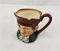 Royal Doulton Toby Mug Old Charley