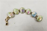 Pair Of Chunky Costume Jewelry Bracelets