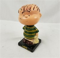 Peanuts Linus Bobblehead Nodder By Lego Japan