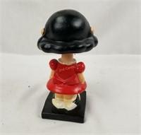 Peanuts Lucy Bobblehead Nodder By Lego Japan