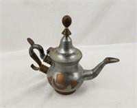 Machined Aluminum Teapot
