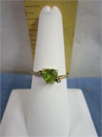 14 KT Lady's Ring Size 7