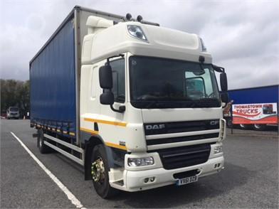 2011 DAF CF65.300 at TruckLocator.ie