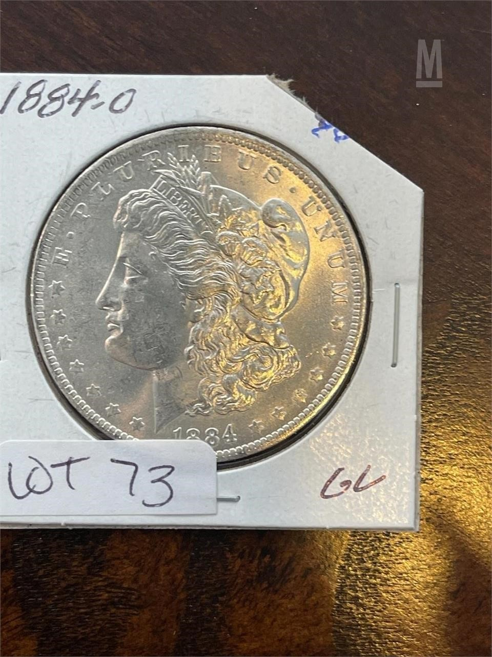 1884 O Morgan Silver Dollar Other Items For Sale 4 Listings Marketbook Ca Page 1 Of 1