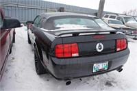 2006 Ford Mustang SN: 1ZVHT85H165213166 *UPDATED