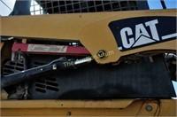 Caterpillar Model 248 w/Trailer