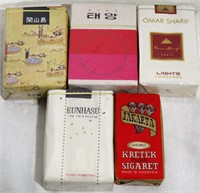 Tobacco Collectibles & Advertising
