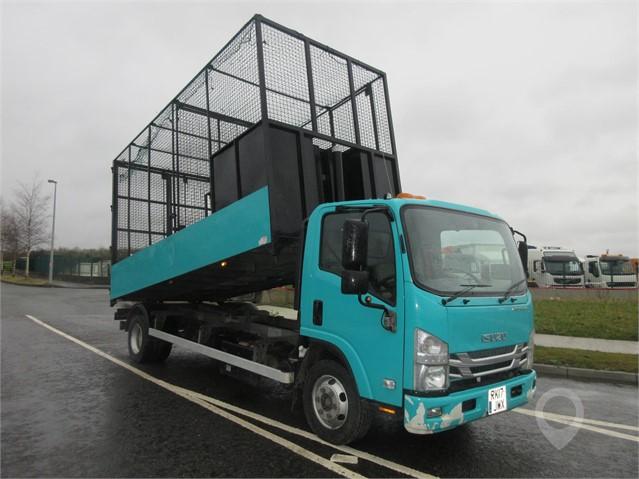 2017 ISUZU N75.190 at TruckLocator.ie