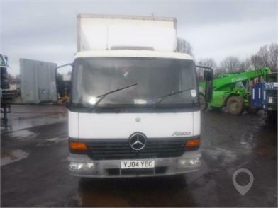 2004 MERCEDES-BENZ ATEGO 815 at TruckLocator.ie