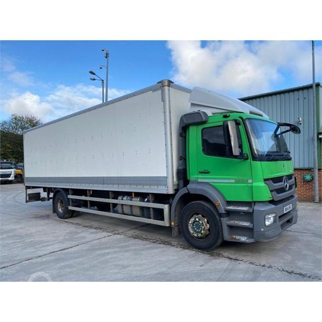 2014 MERCEDES-BENZ AXOR 1823 at TruckLocator.ie