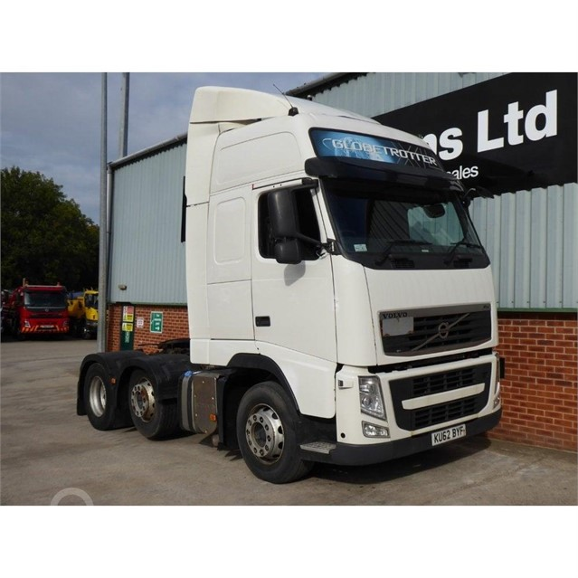 2012 VOLVO FH13.460 at TruckLocator.ie