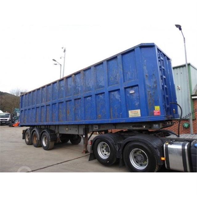 2008 MONTRACON TRI AXLE at TruckLocator.ie