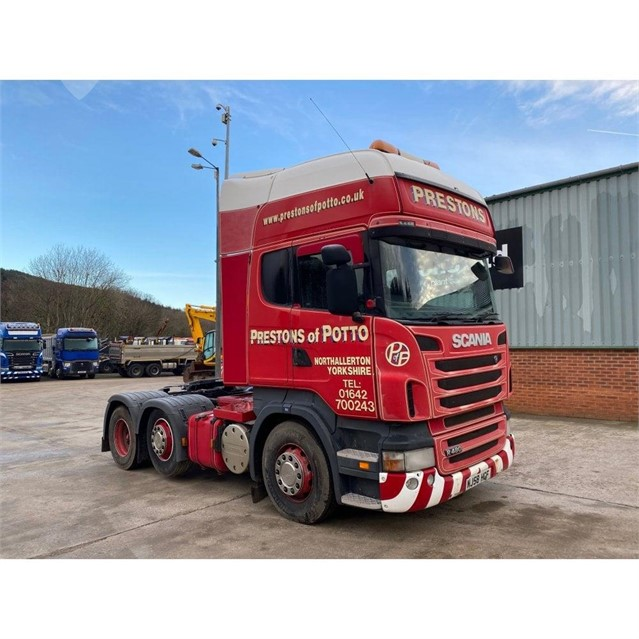 2008 SCANIA R480 at TruckLocator.ie