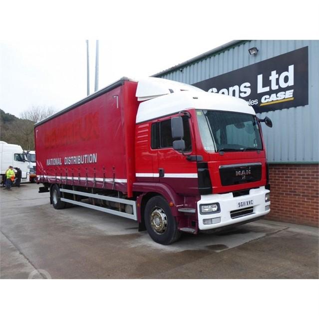 2011 MAN TGM 18.290 at TruckLocator.ie