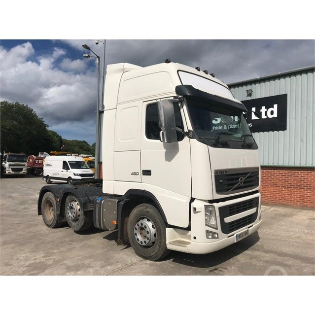 2011 VOLVO FH460 at TruckLocator.ie