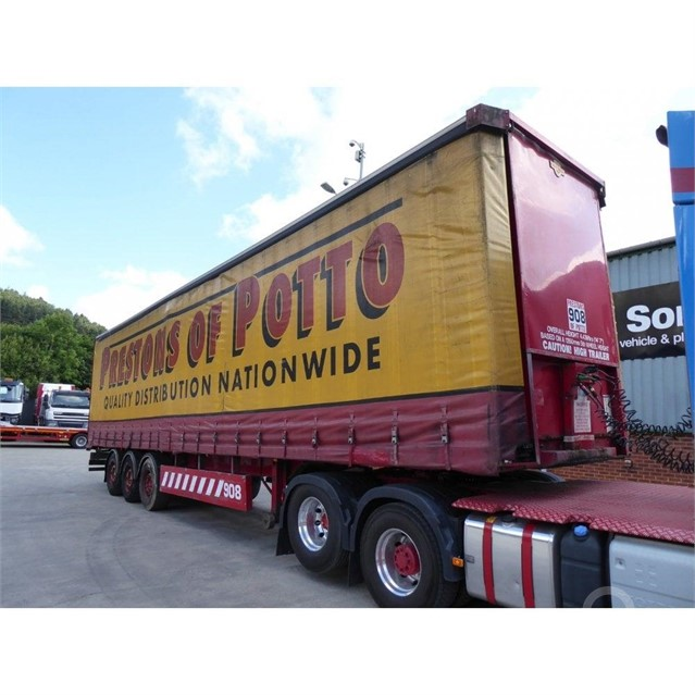 2007 M&G TRI AXLE at TruckLocator.ie
