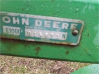 John Deere 27' Field Cultivator
