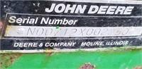 John Deere 712 Disk/Chisel