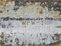 Brillion WPW-128 Vertical Fold Packer