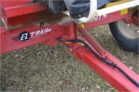 E-Z Trail Model 3400 Seed Tender w/Roll Tarp