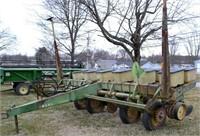 John Deere 7000, 6-Row Planter