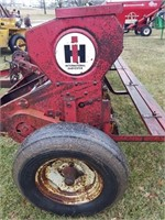 McCormick International Wheat Drill