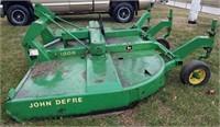 John Deere 1008 Rotary Mower