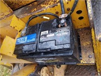 Warner & Swasey 1600LG  Forklift