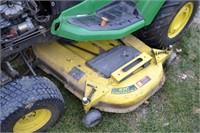 John Deere X485 Lawn Mower
