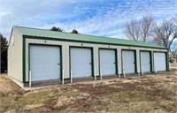 Storage Building Auction