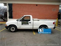 1999 CHEVROLET LONG BED 2WD S-10 ~ 53,963 MILES,