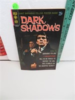 Vintage 1968 Dark Shadows Comic Book with Poster