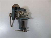 "Milwaukee Small Bench Vice Jaws open 2&1/4"" &"
