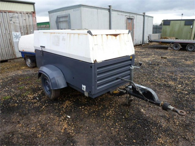 2013 ATLAS COPCO XAS137 at www.used-compressors.co.uk