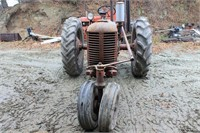 Case DC Tractor