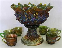 Carnival Glass Online Only Auction #215 - Ends Feb 20 - 2021