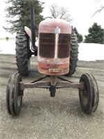 1951 Wards tractor and parts