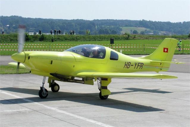 1993 LANCAIR 320 at www.aeromeccanicasa.com
