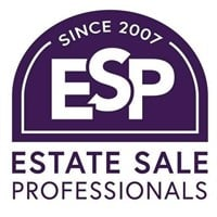 Estate Sale Professionals / Sale of Many Colors