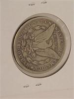 1889-O Morgan Dollar