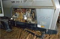 (1981)White 2-135 Diesel Tractor