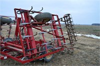 Kongskilde 22ft Pull Type Cultivator