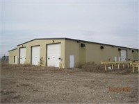 Estevan Shop, Yard & Fenced Compound