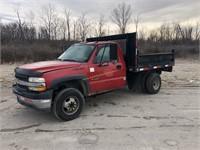 2021 Spring Cincinnati Heavy Equipment Truck & Trailer Aucti