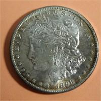 Coins/Currancy/Blomquist Estate Online Auction
